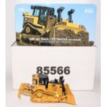 A diecast Masters Real Replicas Highline series Model No. 85566 1/50 scale model of a Caterpillar