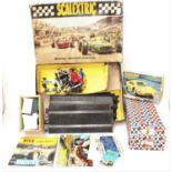 A single owner collection of Scalextric boxed and loose items to include a Scalextric set No. 50,