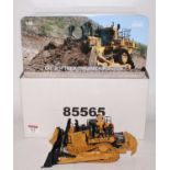 A diecast Masters Real Replicas Highline Series model No. 85565 1/50 scale model of a Caterpillar