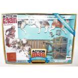"Action Man ""Nostalgic collection"" 40th anniversary set, Explorer sledge and dog team, still shrink"