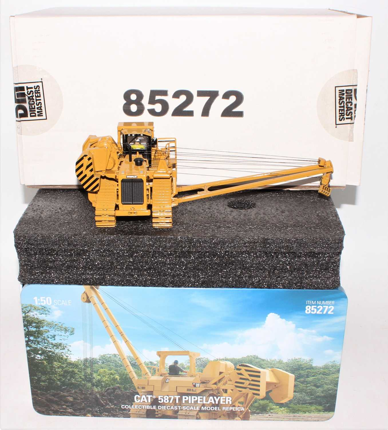A diecast Masters Real Replicas Highline series model No. 85272 1/50 scale boxed model of a