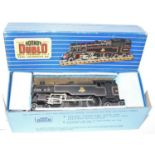 Hornby Dublo EDL18 3-Rail 2-6-4 tank loco BR 80054, no marks but will benefit from cleaning,