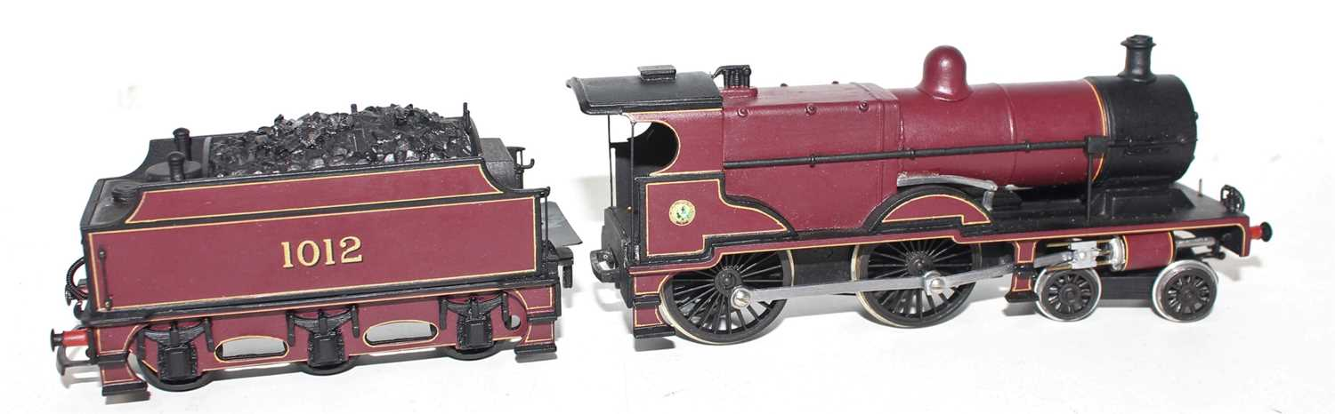 A very well constructed and finished 00 gauge white metal and brass model of a Johnson Midland - Image 2 of 2
