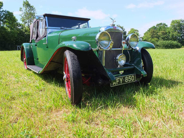 1934 Alvis Firefly Tourer Registration No: AFY 850, Chassis No: 11092, Odometer 20143, Cross & Ellis - Image 26 of 28