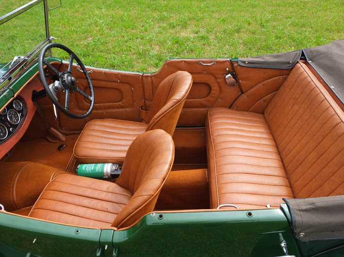 1934 Alvis Firefly Tourer Registration No: AFY 850, Chassis No: 11092, Odometer 20143, Cross & Ellis - Image 23 of 28