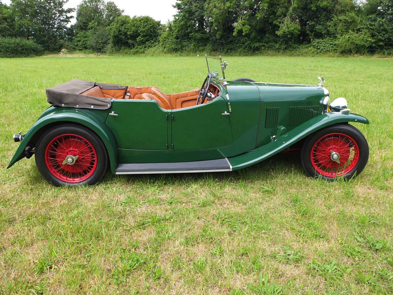 1934 Alvis Firefly Tourer Registration No: AFY 850, Chassis No: 11092, Odometer 20143, Cross & Ellis - Image 15 of 28