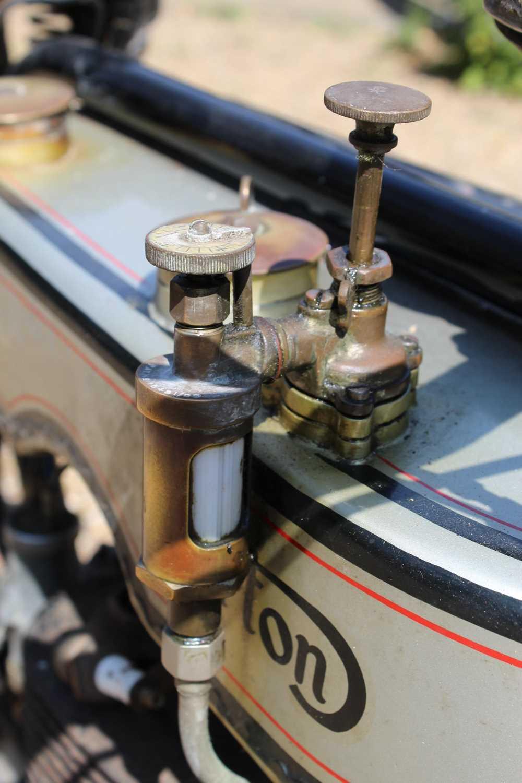 A 1921 Norton Model 1 Big Four 6, engine No. BA2667, frame number 4674, single cylinder side valve - Image 8 of 20