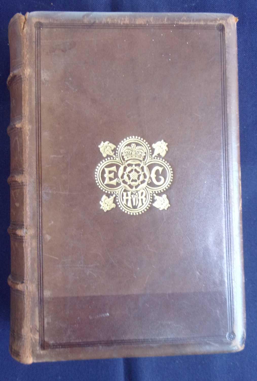 BENSON, Arthur Christopher. Fasti Etonenses, a Biographical History of Eton. Simpkin Marshall & - Image 2 of 3