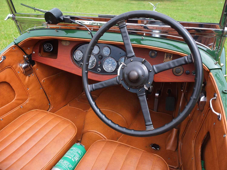 1934 Alvis Firefly Tourer Registration No: AFY 850, Chassis No: 11092, Odometer 20143, Cross & Ellis - Image 24 of 28