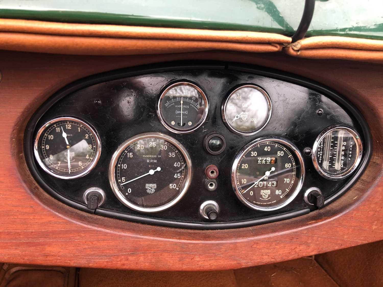 1934 Alvis Firefly Tourer Registration No: AFY 850, Chassis No: 11092, Odometer 20143, Cross & Ellis - Image 5 of 28