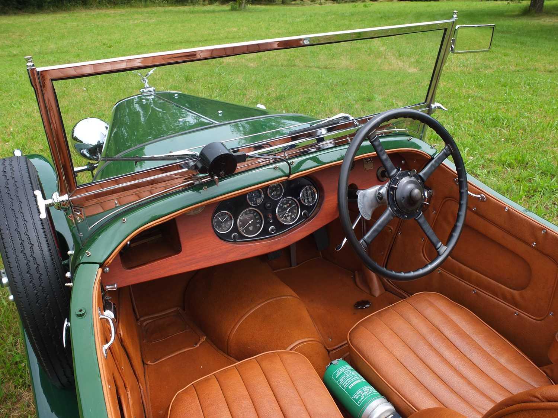 1934 Alvis Firefly Tourer Registration No: AFY 850, Chassis No: 11092, Odometer 20143, Cross & Ellis - Image 21 of 28