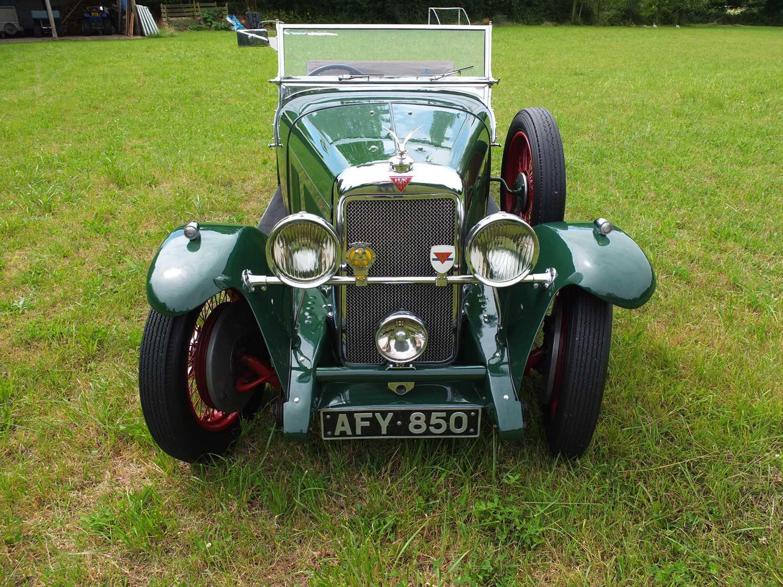 1934 Alvis Firefly Tourer Registration No: AFY 850, Chassis No: 11092, Odometer 20143, Cross & Ellis - Image 16 of 28