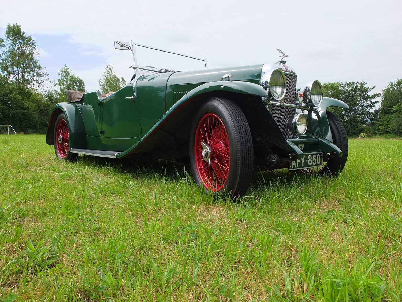 1934 Alvis Firefly Tourer Registration No: AFY 850, Chassis No: 11092, Odometer 20143, Cross & Ellis - Image 25 of 28
