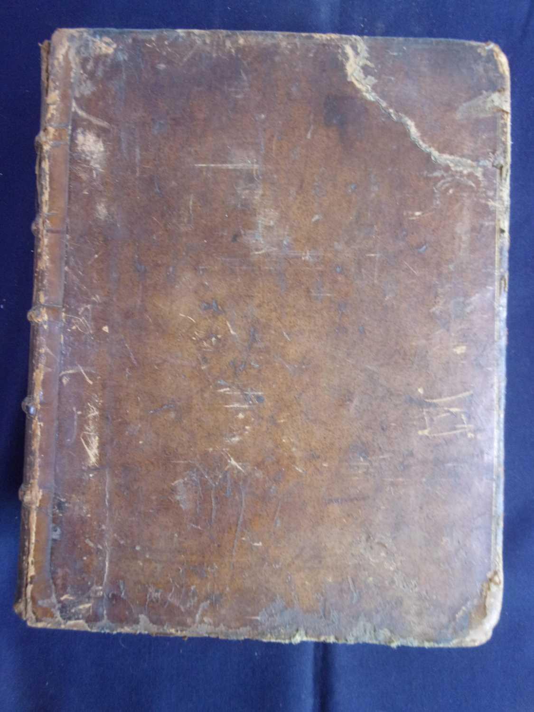 AINSWORTH, Robert. Thesaurus Linguae Latinae compendiarius, OR, A Compendius Dictionary of the Latin - Image 2 of 3