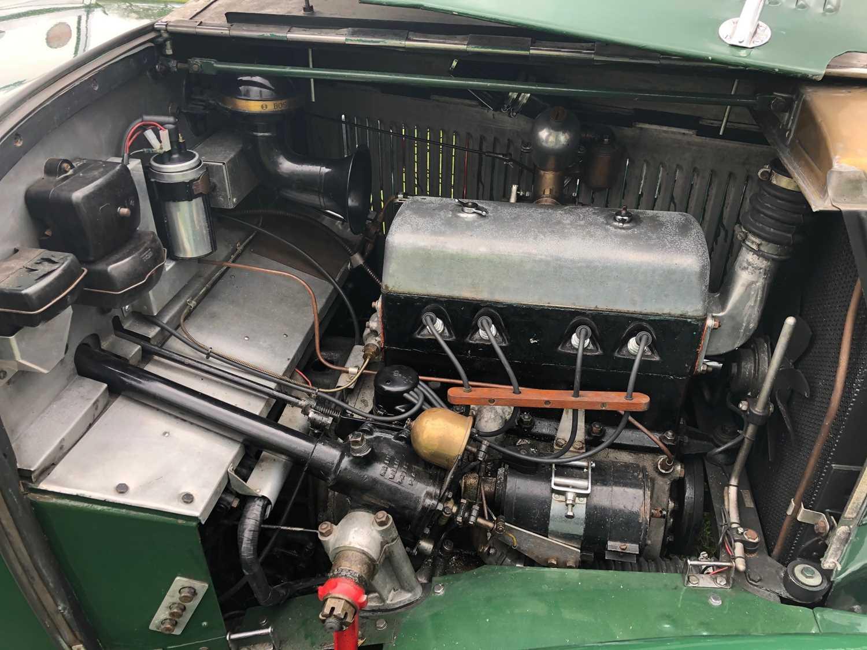 1934 Alvis Firefly Tourer Registration No: AFY 850, Chassis No: 11092, Odometer 20143, Cross & Ellis - Image 4 of 28