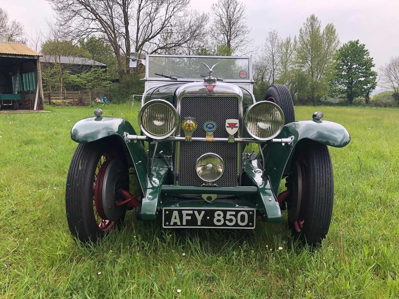 1934 Alvis Firefly Tourer Registration No: AFY 850, Chassis No: 11092, Odometer 20143, Cross & Ellis - Image 2 of 28