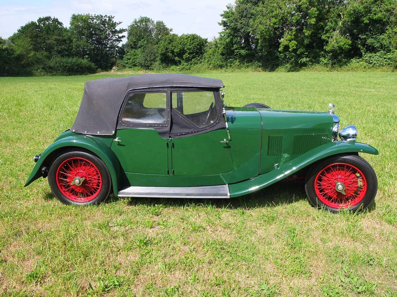 1934 Alvis Firefly Tourer Registration No: AFY 850, Chassis No: 11092, Odometer 20143, Cross & Ellis - Image 28 of 28