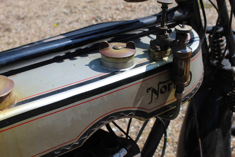 A 1921 Norton Model 1 Big Four 6, engine No. BA2667, frame number 4674, single cylinder side valve - Image 15 of 20