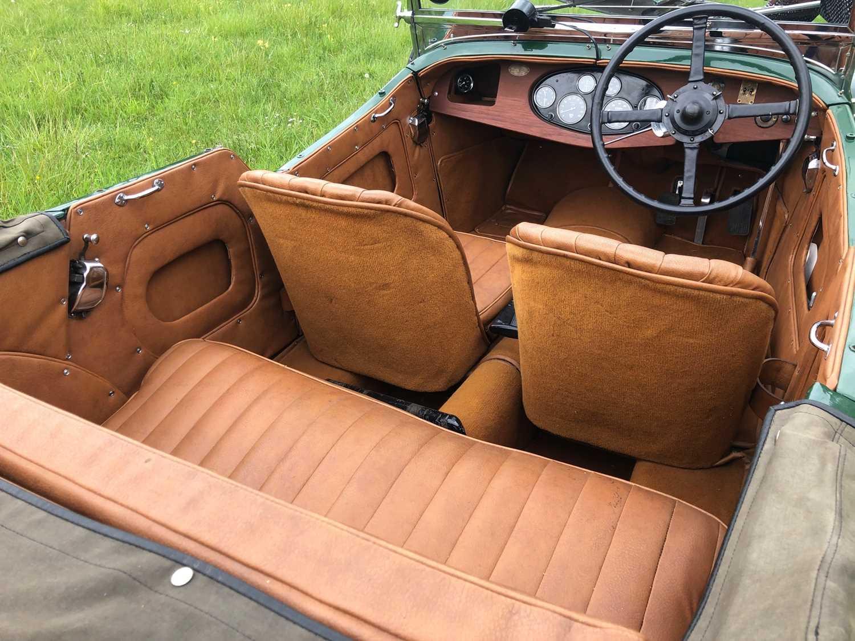 1934 Alvis Firefly Tourer Registration No: AFY 850, Chassis No: 11092, Odometer 20143, Cross & Ellis - Image 3 of 28
