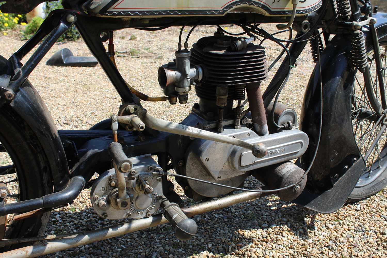 A 1921 Norton Model 1 Big Four 6, engine No. BA2667, frame number 4674, single cylinder side valve - Image 10 of 20