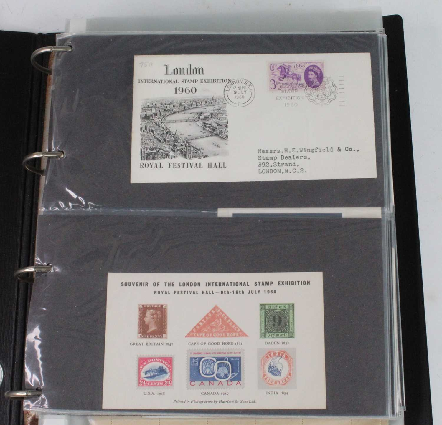 A collection of miscellaneous items relating to various British and World Exhibitions, to include - Image 3 of 4