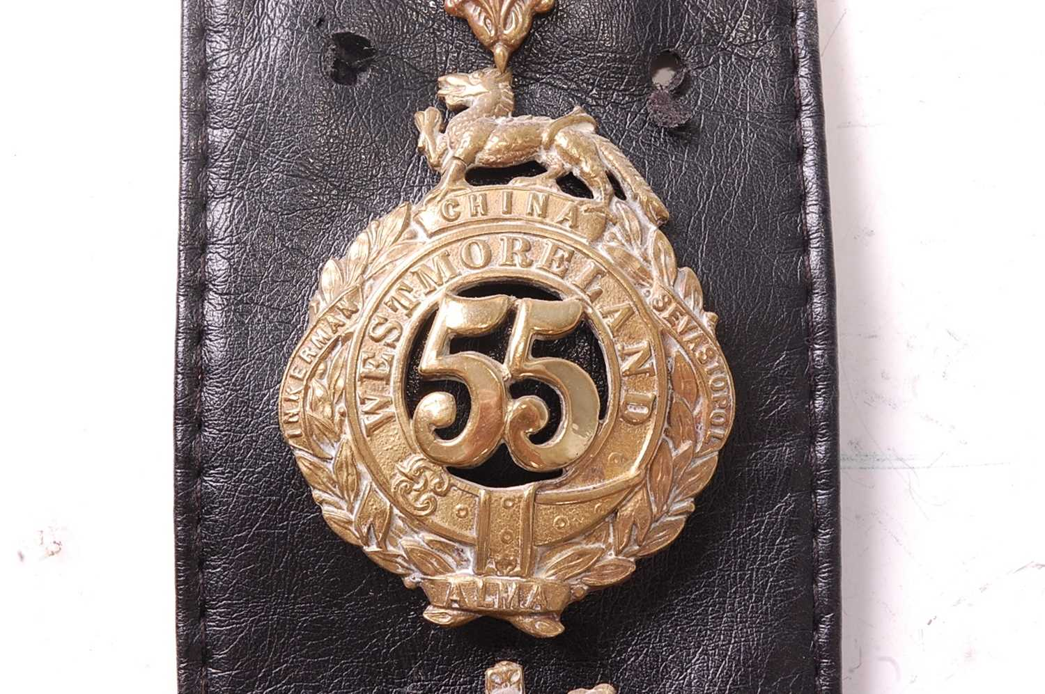 A collection of various British Regiment of Foot Glengarry badges to include 106th Bombay Light - Image 13 of 18