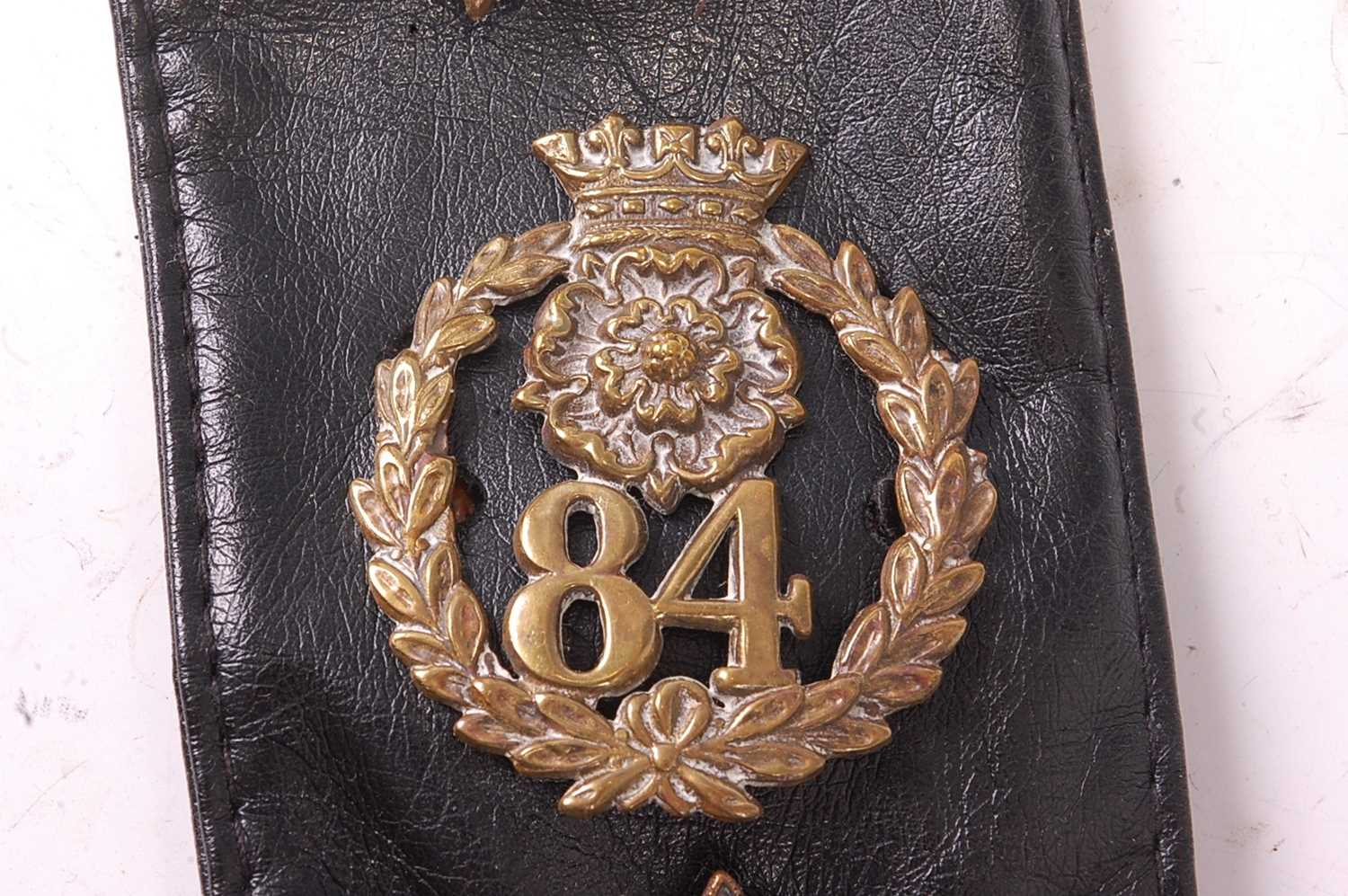 A collection of various British Regiment of Foot Glengarry badges to include 106th Bombay Light - Image 7 of 18