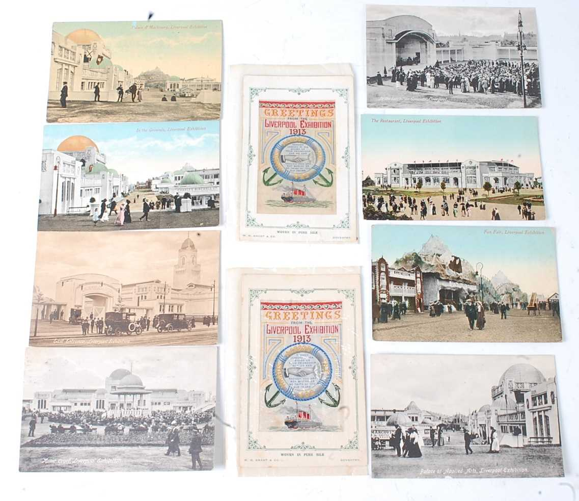 A large collection of 1951 Festival of Britain postcards, seemingly arranged by places or publishers - Image 6 of 9