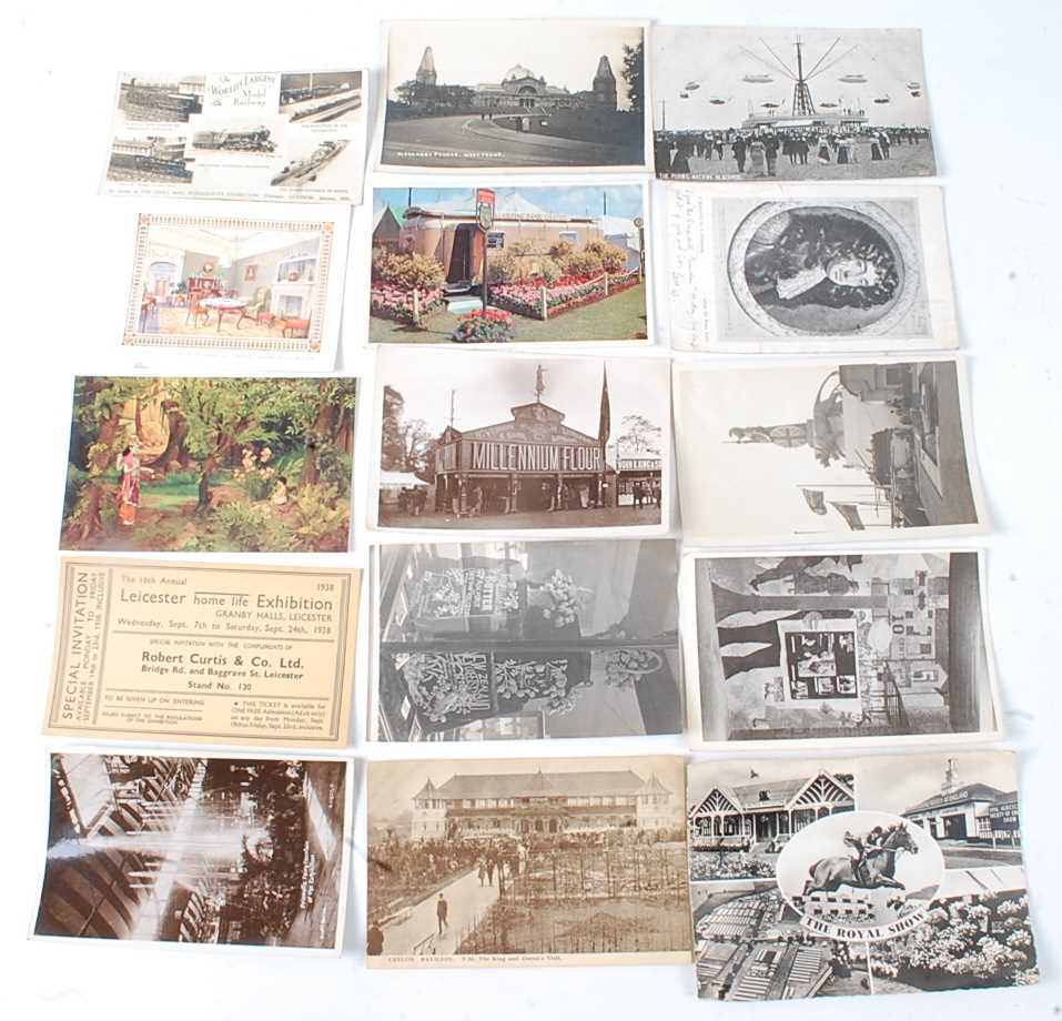 A large collection of 1951 Festival of Britain postcards, seemingly arranged by places or publishers - Image 9 of 9