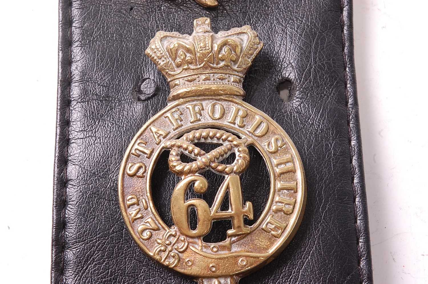 A collection of various British Regiment of Foot Glengarry badges to include 106th Bombay Light - Image 12 of 18