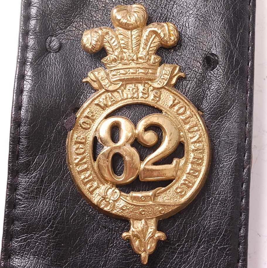 A collection of various British Regiment of Foot Glengarry badges to include 106th Bombay Light - Image 9 of 18