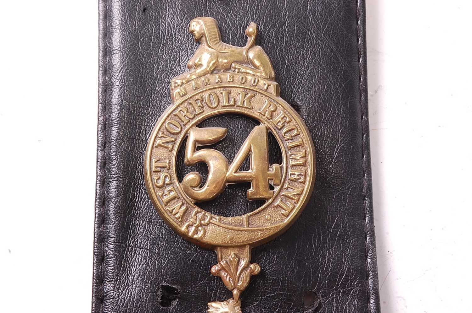 A collection of various British Regiment of Foot Glengarry badges to include 106th Bombay Light - Image 14 of 18