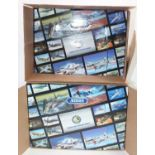 Franklin Mint boxed diecast aircraft group, 2 as issued examples to include No.B11E194 model of a