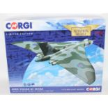 A Corgi Aviation Archive model No. AA27201 1/72 scale diecast limited edition model of an Avro
