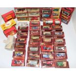 A large Matchbox group of approximately 60+ boxed Yesteryear models and one 40th Anniversary set, to