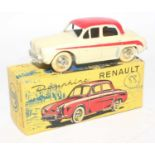 CIJ of France Ref. No. 3/56 Renault Dauphine comprising of cream and red body with red side flash,
