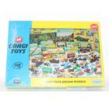Gibson/Corgi Toys 1000 Piece Jigsaw Puzzle, sealed, as new