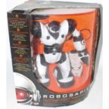 Wow Wee Products, Art.08081 Robosapien Robot, smaller version, un-opened in the original box