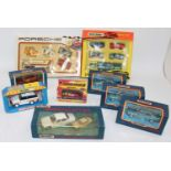 Matchbox group of 7 boxed Superking models (some duplication) includes a K24 Speed Kings Lamborghini