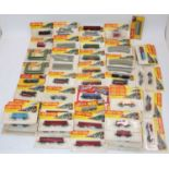 Box of 48 Lone Star items all (G)-some (M) boxes/packaging (BE) includes locos, rolling stock and