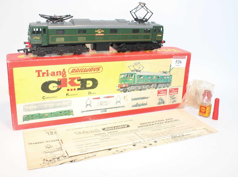 Triang Railways CKD R388 kit assembled EM2 Co-Co electric loco. 27006 Pandora. 27002 Aurora number - Image 2 of 2