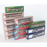 Thirteen various boxed Lima and Replica Railways Intercity, and Scotrail boxed rolling stock and