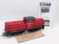 LGB BoBo diesel loco Ref. 225B DB 251902-3 red (NM)