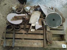 Plough & Cultivation Spares