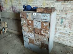 Filing Cabinet & Misc. Parts