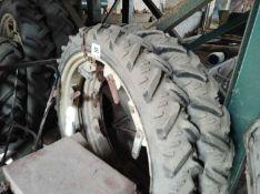 Klebor Row Crop Wheels