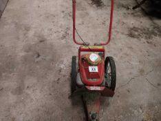 Allen Wheel Trim Scythe