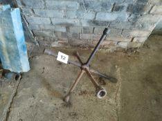 Spider Wheel Spanner