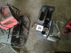 Jerry Can and Vintage Petrol Can