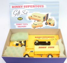 """Dinky Toys No.994 Code 3 by Transport of Delight """"Dinky Toys"""" delivery gift set, comprising of 3"""